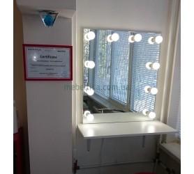 Зеркало с подсветкой Лагуна