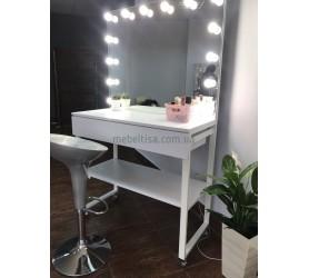 Зеркало с подсветкой Лотос