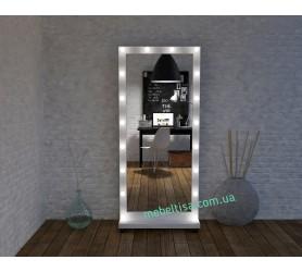 Гримерное зеркало с лампами Рим