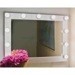 Гримерное зеркало  с подсветкой Жасмин
