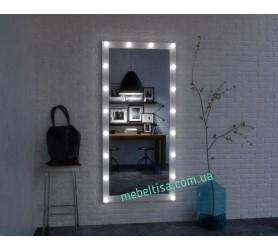 Гримерное зеркало с лампами Верона