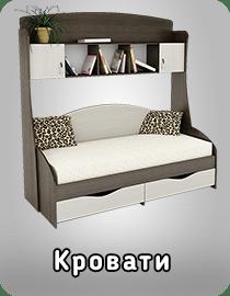 Кровати фабрика Тиса Мебель